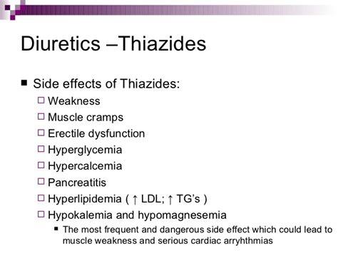 hydrochlorthiazide