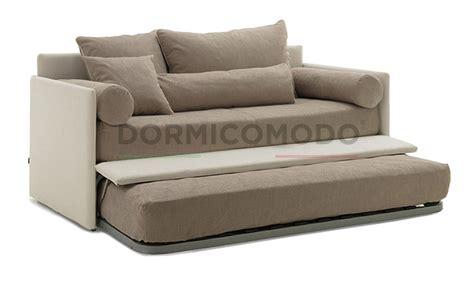 Dormicomodo || Divano Letto 2 Posti Separati D3005el87