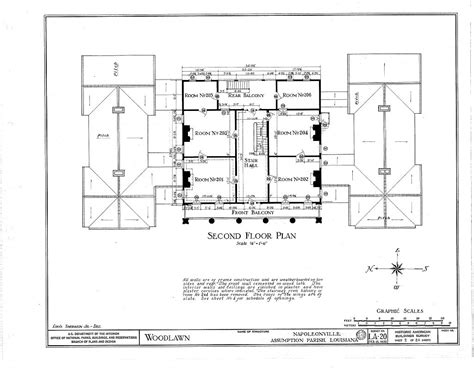 plantation floor plans woodlawn plantation napoleonville louisiana more information and pictures for this structure