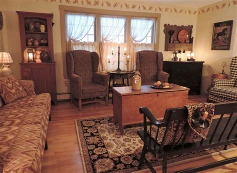Primitive Decorating Ideas For Living Room by Living Room Primitive Livingroom