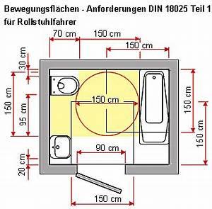 Behindertengerechtes Bad Maße : ein barrierefreies badezimmer planen ~ A.2002-acura-tl-radio.info Haus und Dekorationen