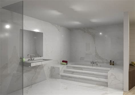 Thin Tiles For Bathroom by New Porcelain Thin Tile 120 Quot X60 Quot Panel Contemporary