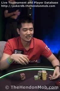 Andrew Chen's Poker Statistics: Hendon Mob Poker Database