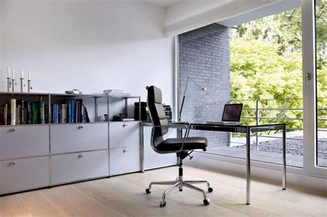 colorful bathroom ideas home office swivel chair with usm haller and vitra high