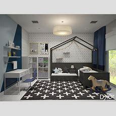 Modern, Prisminspired Kids' Rooms By Dkor Interiors