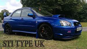 Subaru Impreza Sti Type Uk Review