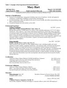 Give Me Resume Format by Resume Format For The Post Of Senior Accountant Cv Exles And Resume Format For The Post