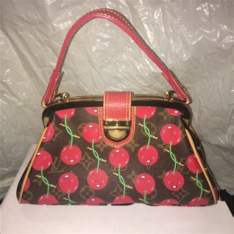 louis vuitton bags limited edition louis vuitton cerises cherry bag poshmark
