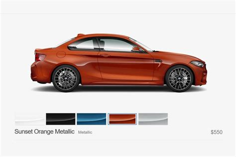 Gambar Mobil Bmw M2 Competition by Bmw M2 Competition Configurator Live On Bmwusa