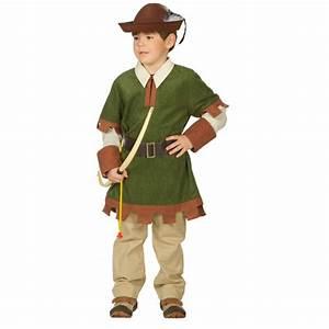 Robin Hood Kostüm Selber Machen : robin hood kost m f r kinder ~ Frokenaadalensverden.com Haus und Dekorationen