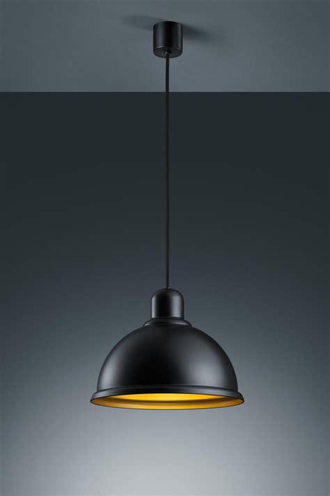suspension metal noir suspension en m 233 tal noir mat style industriel baulmann leuchten luminaire de prestige fabriqu 233