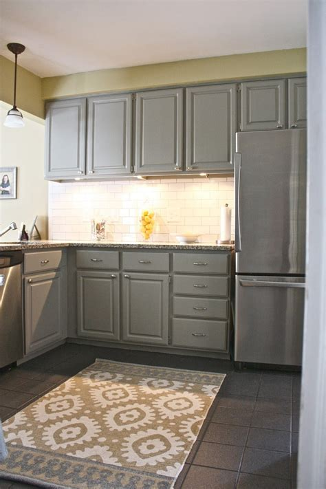 pictures of kitchen cabinets painted gray kitchen 16 modern grey kitchen cabinets to inspire you