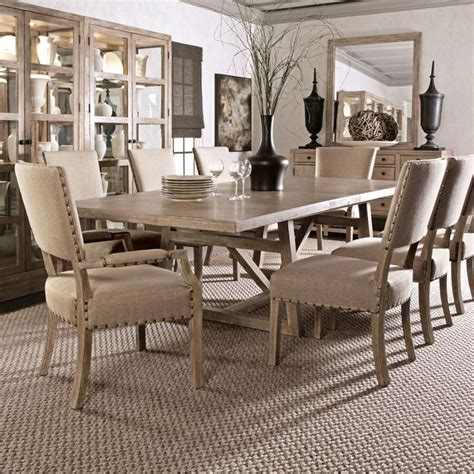 kitchen dining room furniture bernhardt elements dining table 335 224s dining room