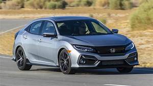 2020 Honda Civic Sport Touring Manual Hatchback First