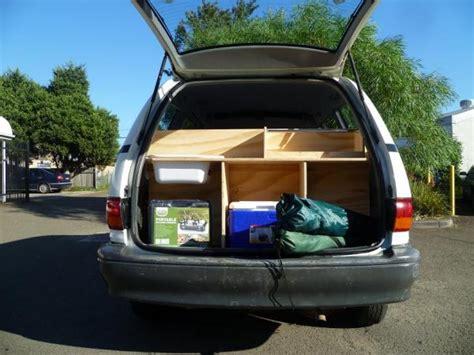 Toyota Tarago Used Campervan for sale Sydney 0421 101 021