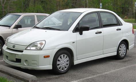 02 Suzuki Aerio file 02 04 suzuki aerio sedan jpg wikimedia commons