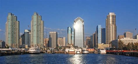 San Diego California City Hope Travel Featured
