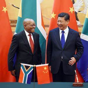 SA tries to change China's relations with Pretoria and ...