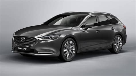 2018 Mazda6 Tourer Facelift Confirmed For Geneva Motor
