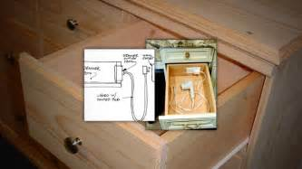 kitchen island outlet ideas install an outlet in a drawer for convenient gadget
