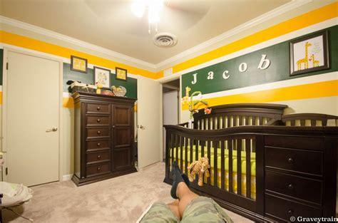 packers decor jacob s green bay packers nursery project nursery