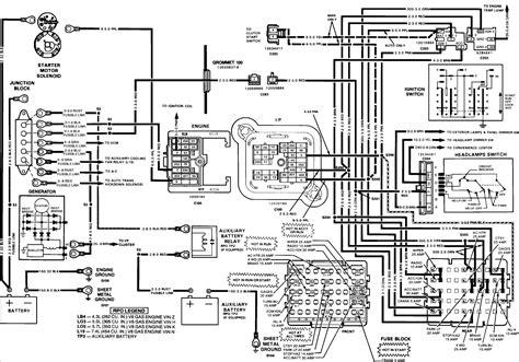 gmc c6500 wiring wiring diagram