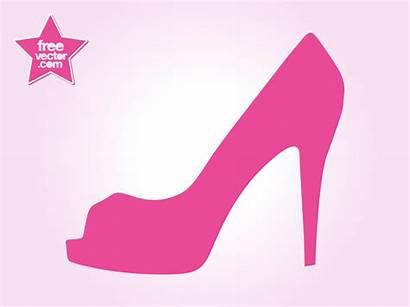 Shoe Heel Heels Clipart Shoes Vector Clip