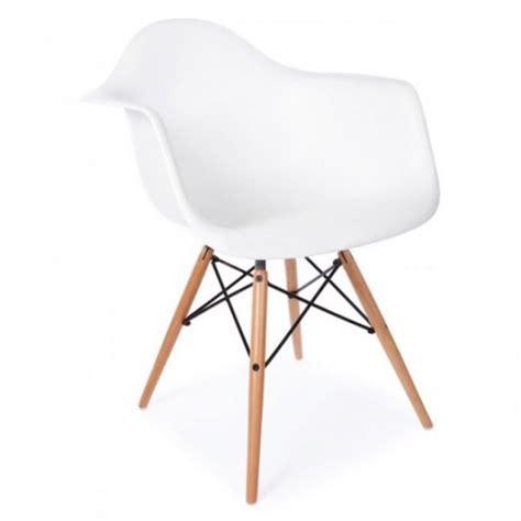 Chaise Design  Daw Blanche  Achat  Vente Chaise Abs