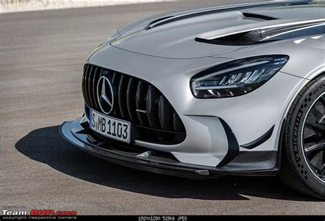 That's quite the premium on the next. 2021 Mercedes-Benz AMG GT Black Series, now launched - Team-BHP