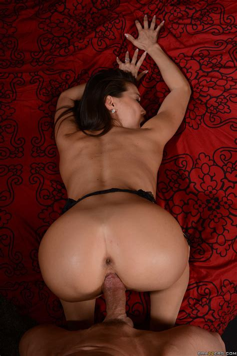 Seductive Asian Brunette Likes Sex From Behind Photos