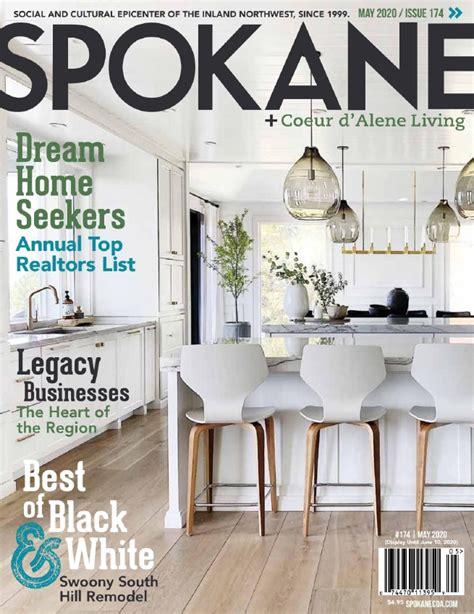Spokane Coeur d Alene Living May 2020 Download Free