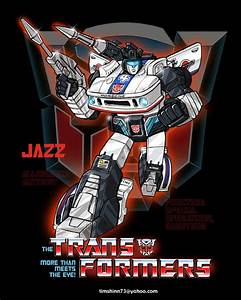 Autobot Jazz by timshinn73 on DeviantArt