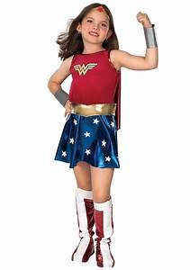Child, Wonder, Woman, Superhero, Costume