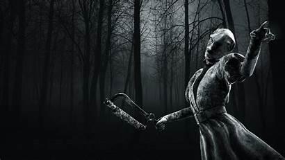 Nurse Woods Wallpapers Dbd Daylight Dead Killer