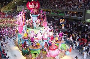 The Most spectacular Carnival - The Carnival of Rio ...