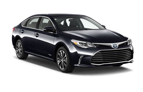 Toyota Lease Deals by 2018 Toyota Avalon Hybrid Monthly Leasing Deals