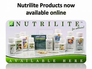 online nutrilite products