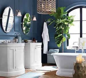 Idée Meuble Salle De Bain : 25 id es fantastiques de meuble salle de bain par potterybarn ~ Teatrodelosmanantiales.com Idées de Décoration