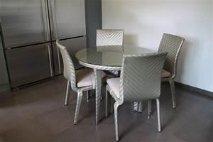 Table Et Chaise De Cuisine : table et chaise de cuisine tunisie ~ Teatrodelosmanantiales.com Idées de Décoration