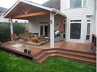 covered porch design Best Covered Back Porch Ideas — Bistrodre Porch and ...
