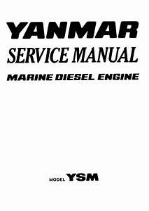 Yanmar Ysm8