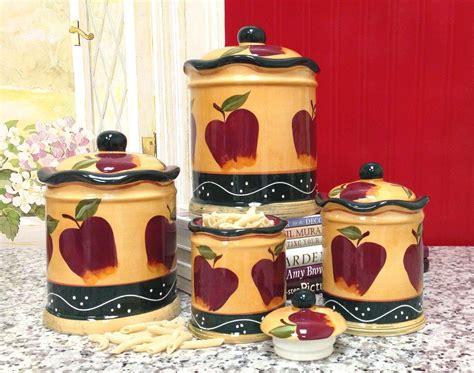 apple kitchen decor sets design  vine