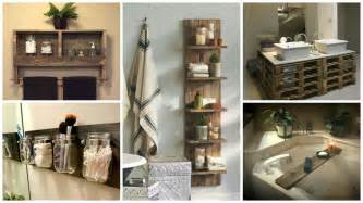 small a frame house plans free 17 pallet projects you can make for your bathroom pallet