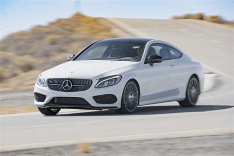 mercedes benz  coupe matic  motor trend car