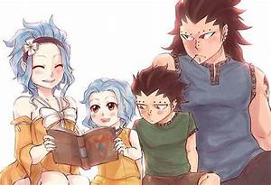 Gajeel And Levy Kids | www.imgkid.com - The Image Kid Has It!