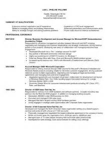 executive resume pdf sales account free sales resume