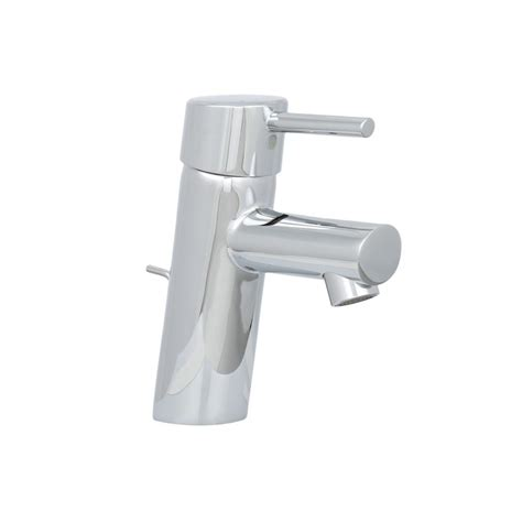 grohe concetto 4 in centerset single handle bathroom faucet in starlight chrome 34270001 the