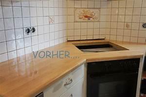 Alte Fliesen Streichen : endlich neue alte k che mit kreidefarbe smillas wohngef hl ~ Markanthonyermac.com Haus und Dekorationen