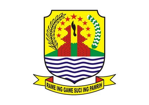 logo kabupaten cirebon vector kota