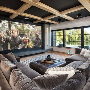 beautiful home theater   projector screen pictures